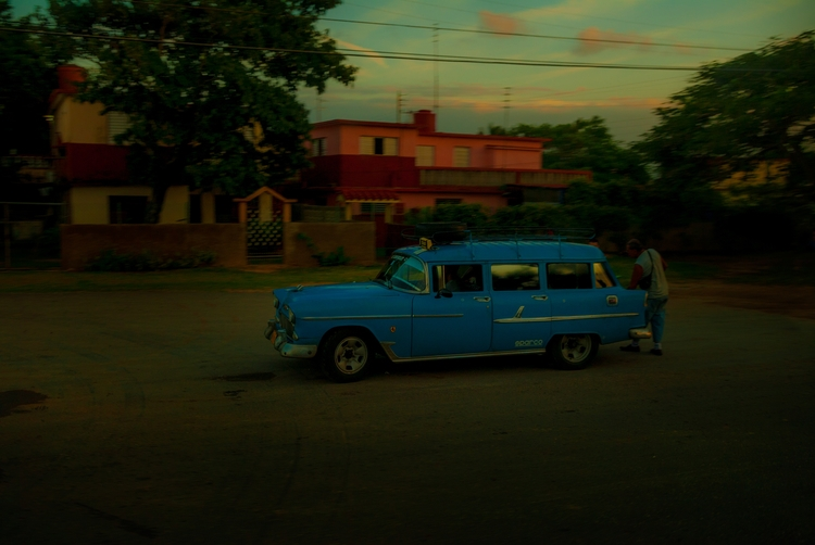 leaving - Cuba - christofkessemeier   ello