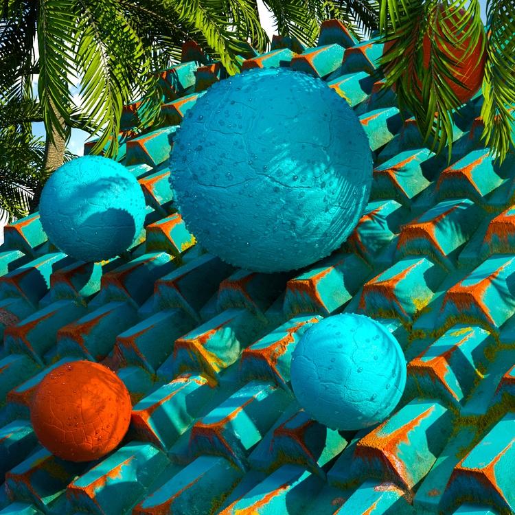 • Roofball - cgi, octanerender, octane - skeeva | ello