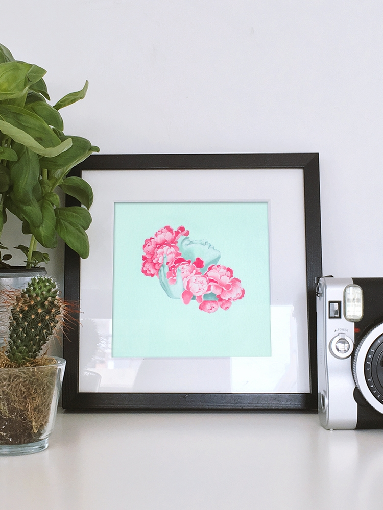 Fine art prints original painti - florencesolis | ello