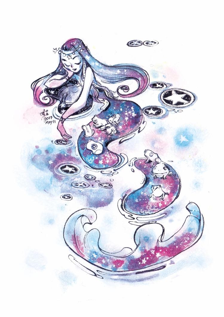 Ribbit. 10 mermaids bear XD - mermay - sillyjellie | ello
