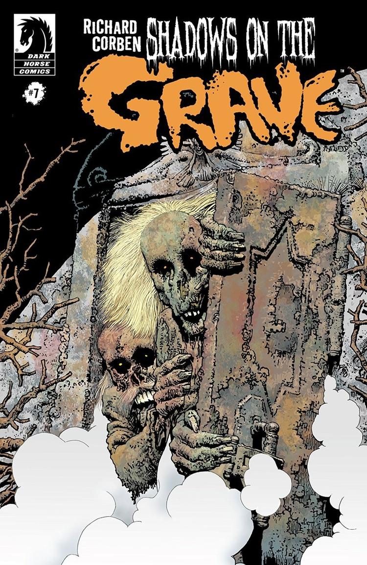Shadows Grave Review tales maca - comicbuzz | ello