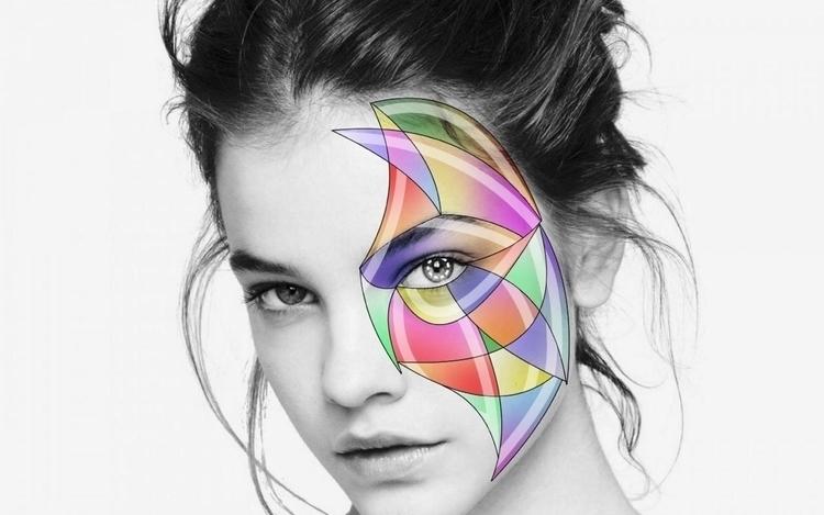 draw - art, artist, popart, model - mikepipitone | ello