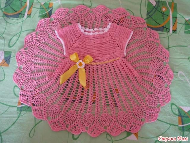 loving model crochet dress deli - brunacrochet | ello