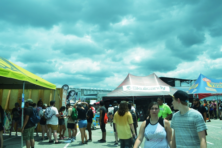 Vans Warped Tour - Houston TX - SilentPlanet - cvltaesthetics | ello