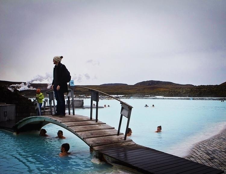 Blue Lagoon, Iceland - exploretocreate - breakbeat | ello