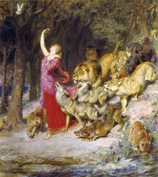Aphrodite, 1902 Briton Rivière  - robogiggles   ello