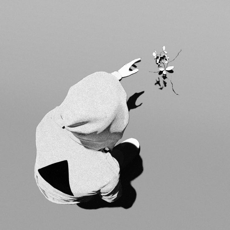 KOTAI  - hikari, photoshop, render - timsandwick | ello
