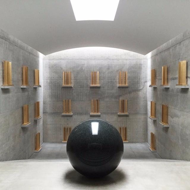 Chichu Art Museum, Naoshima Isl - sophiegunnol   ello