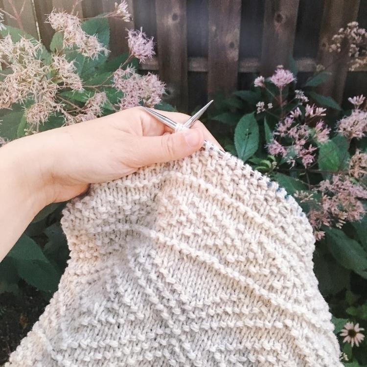 Ludlow scarf - knitting, handknit - grainlinestudio | ello