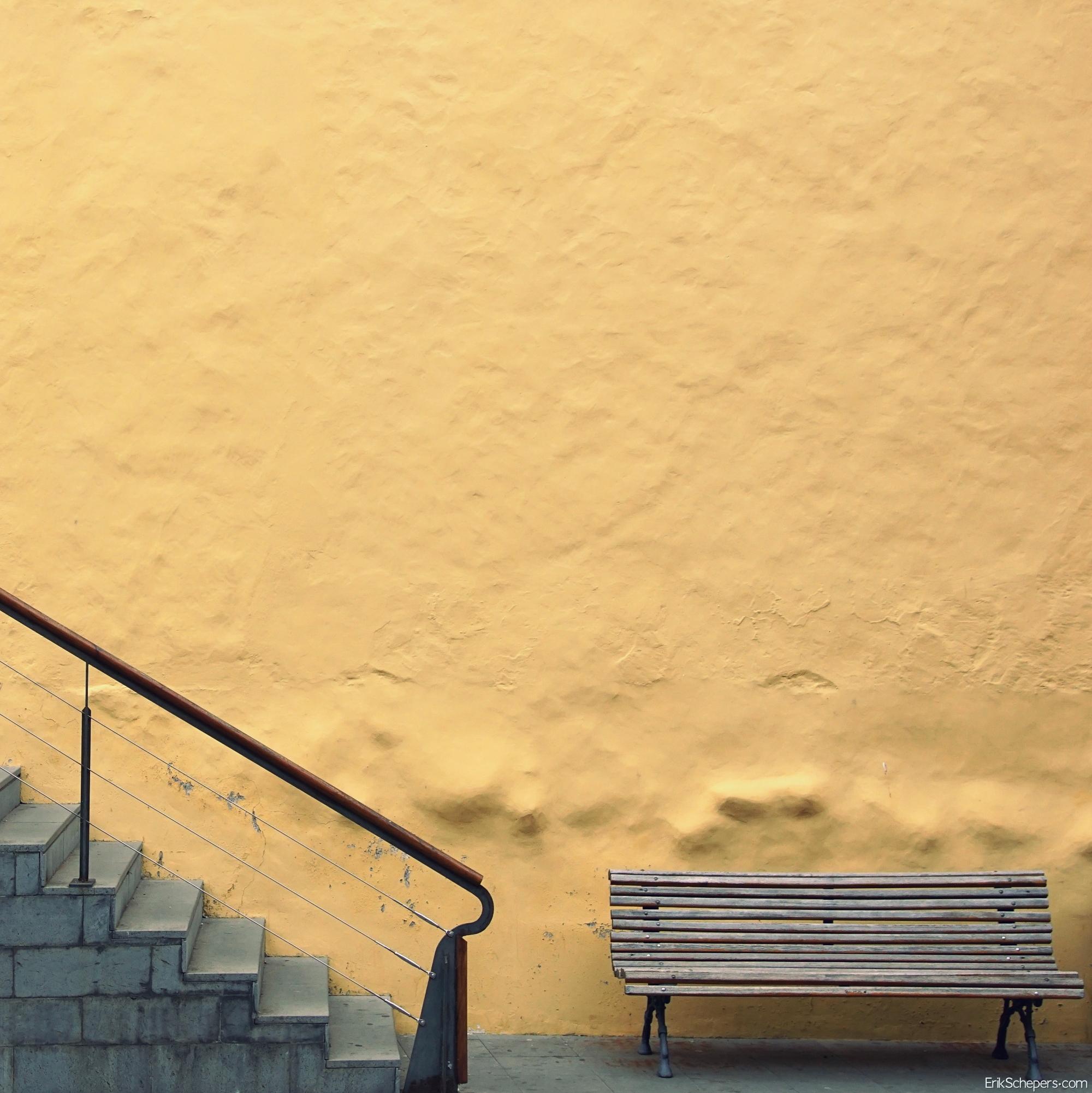 Stair bench Tenerife, los Silos - erik_schepers   ello