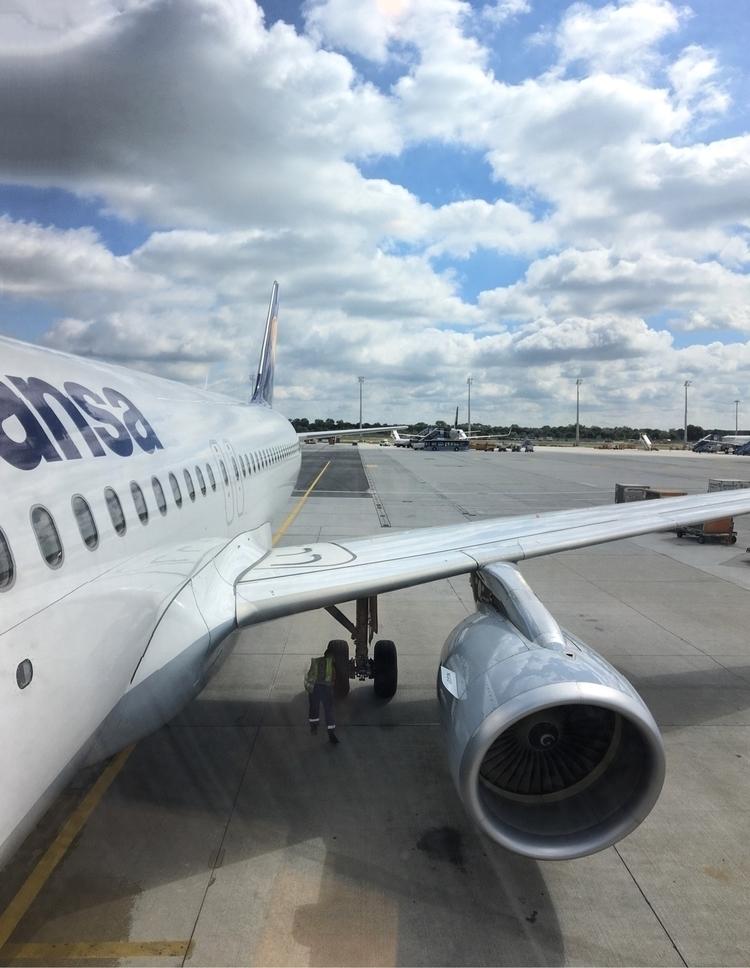 Boarding. A320 air. :airplane:️ - rowiro | ello