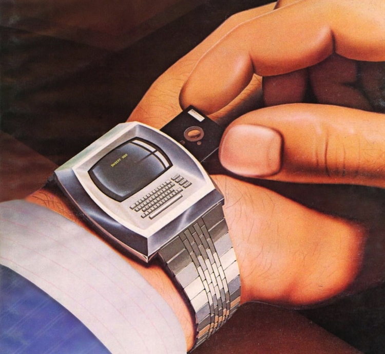 Vintage Technology Daydreams: B - pionic   ello