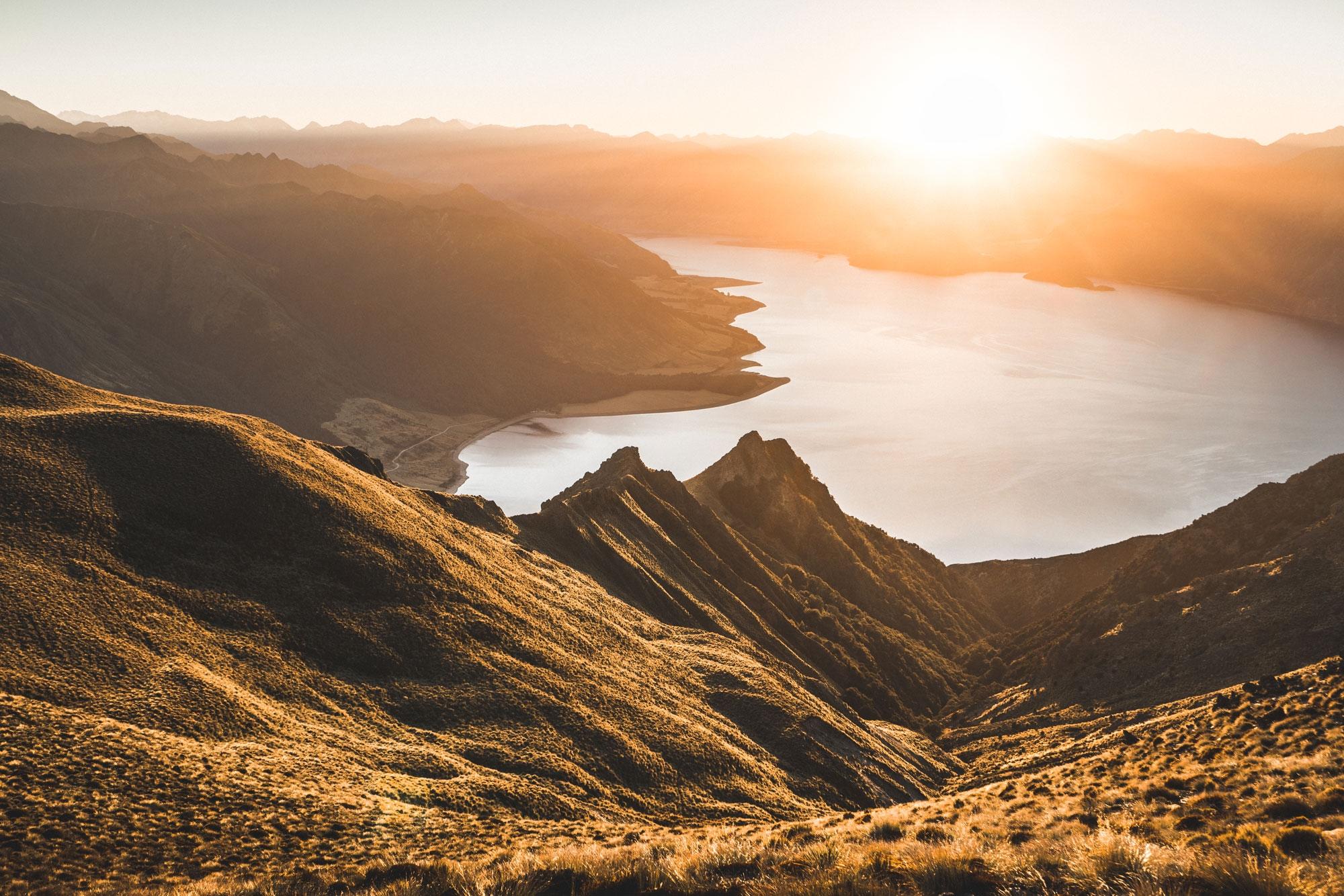 Early morning South Island. NZ - rawmeyn | ello