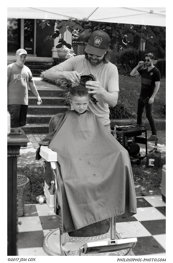 Tomato Arts Fest: Haircut - photojournalism - jascox | ello