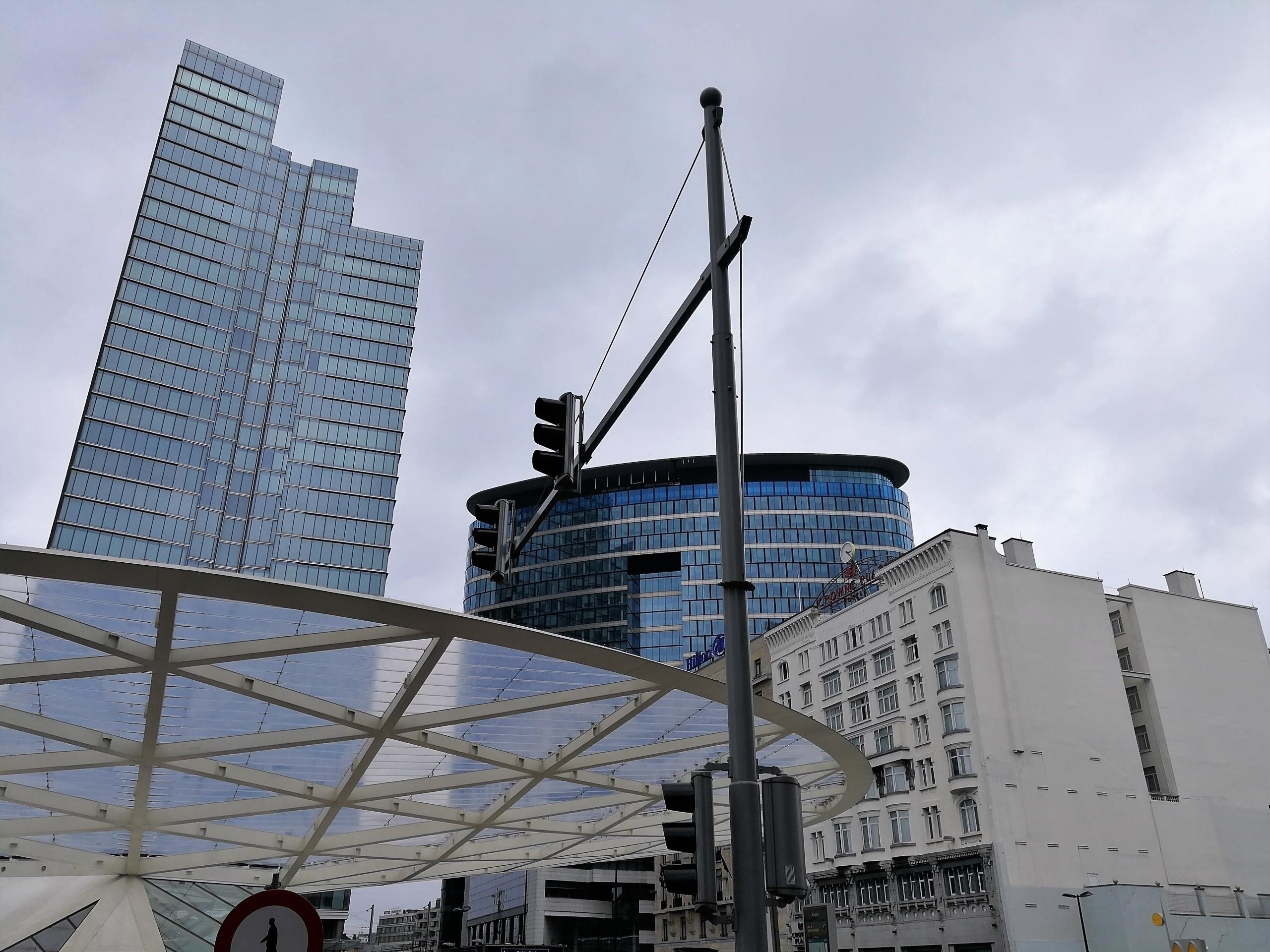 Brussel - Rogierplein Huawei P1 - bartvancoillie | ello