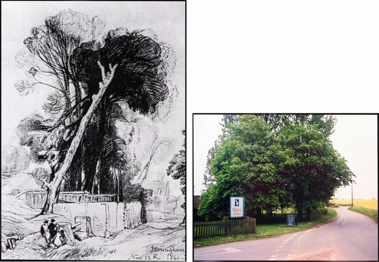 drawing John Sell Cotman, 19th  - tony-shelley-photographer   ello