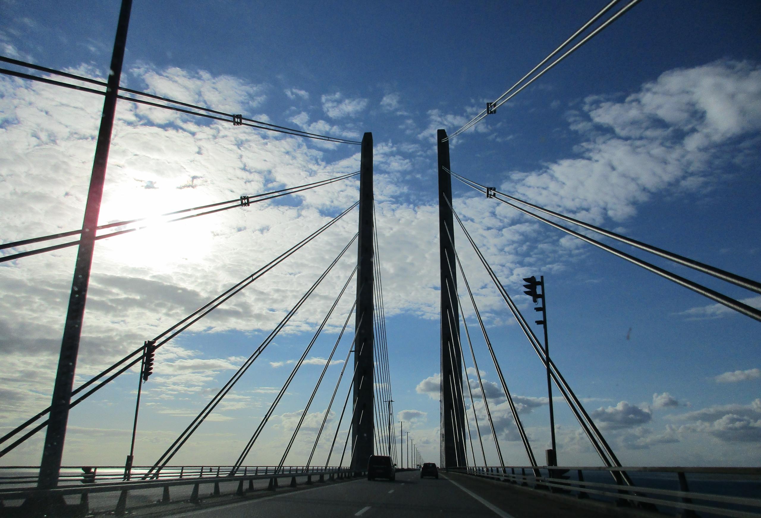 Sweden Øresund Bridge, star ren - northernlad | ello