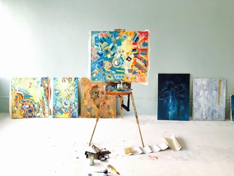 set summer works - minimalistic - yd_studio | ello