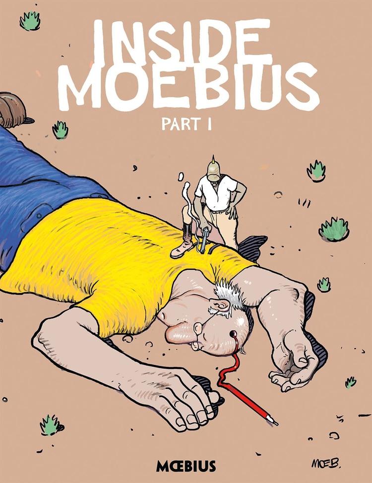 Dark Horse Moebius Production A - comicbuzz | ello