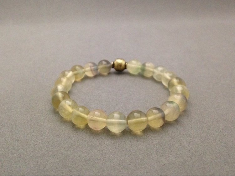 Yellow referred golden fluorite - soulluvshop | ello