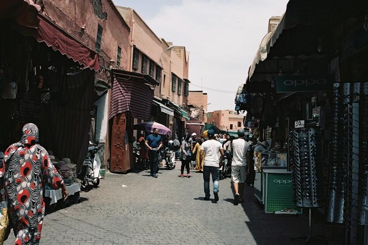 Marrakech, Morocco - 2017 - vickygrout | ello