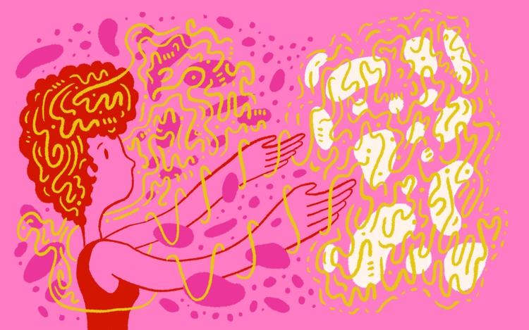 Ebb Flow - illustration, illustrator - heybop | ello