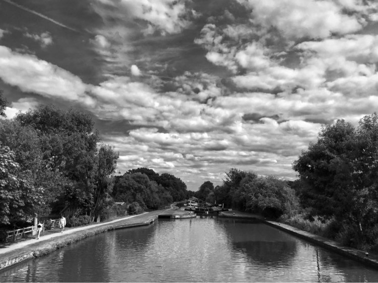 Hatton Locks, Warwickshire - photography - davidhawkinsweeks | ello