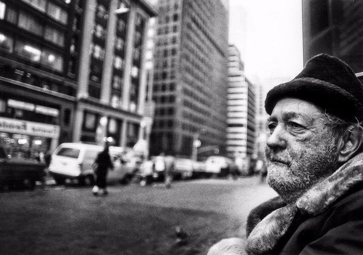 Man met briefly NYC. 1988 - brigancook | ello