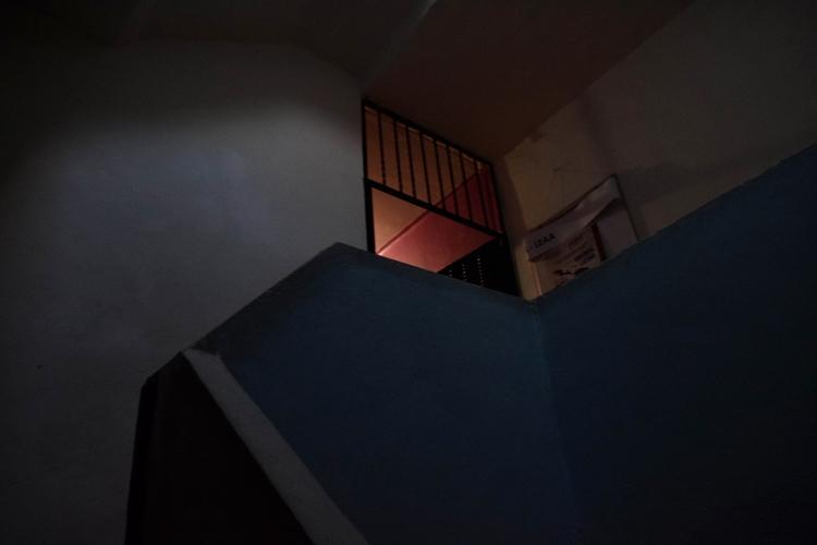 pregunta abierta - door, postphotography - canekzapata | ello