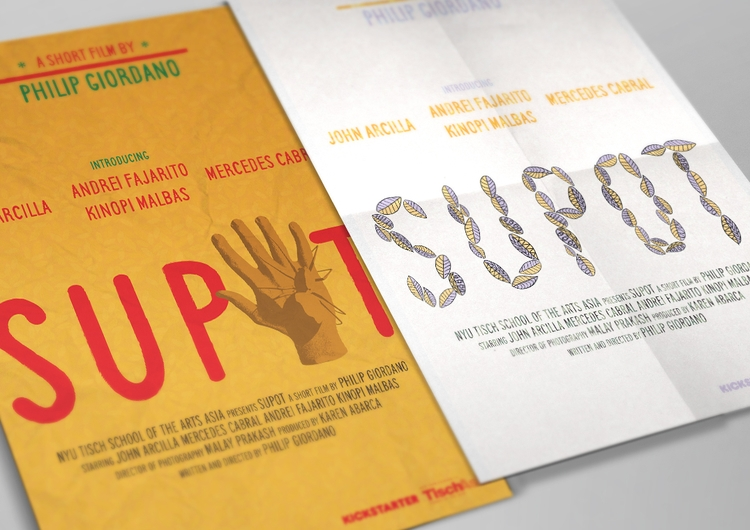 Designs short film SUPOT, direc - camilodiez | ello