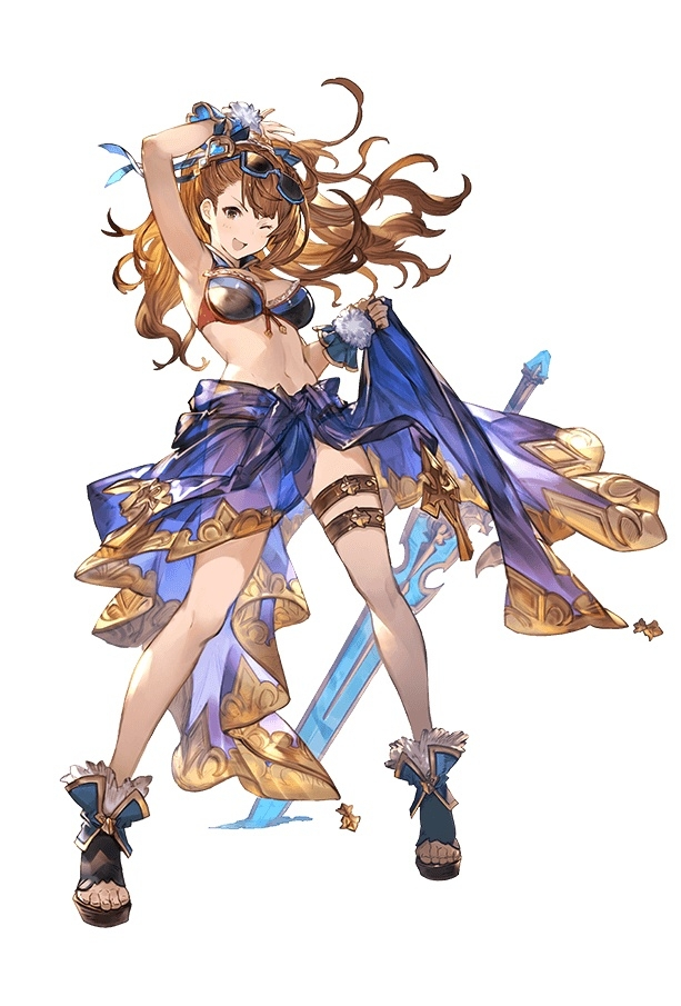 Beatrics GRANBLUE FANTASY (Cyga - shingos | ello