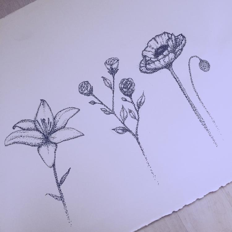 dotart, illustration, elloillustration - sarahaugen   ello