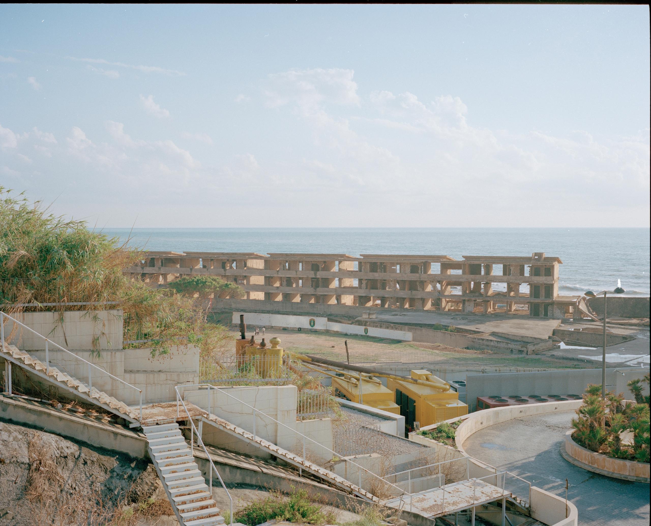 Bora III Project Relics Beirut  - julienbonnin | ello
