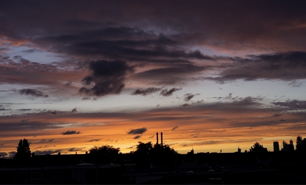 Sunrise - xzandor | ello