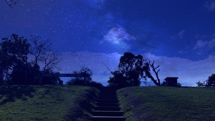 night sky - timetwob | ello