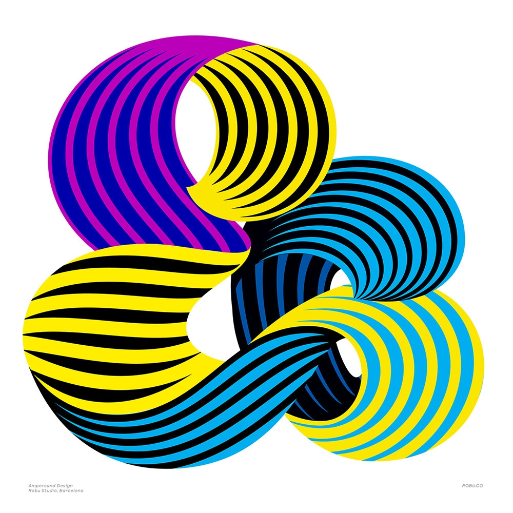 Ampersand Andrei Robu - typography - andreirobu | ello