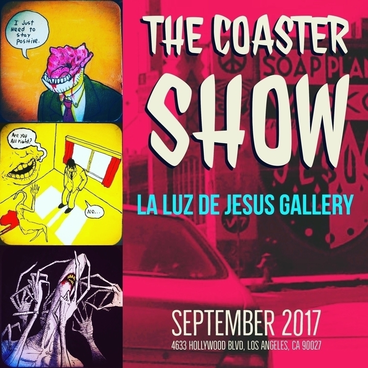 participating art show. tbh - coasters - jonzye | ello