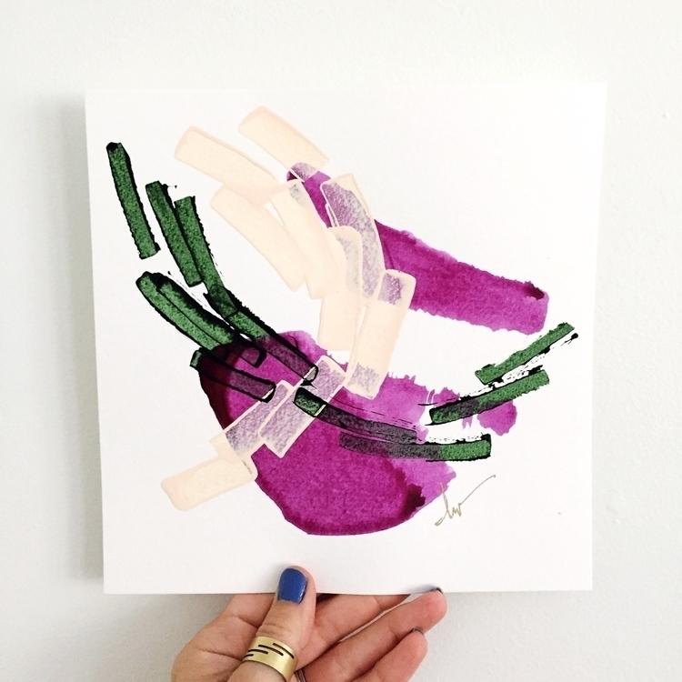 Small works paper. Studies colo - ebw_artwork | ello