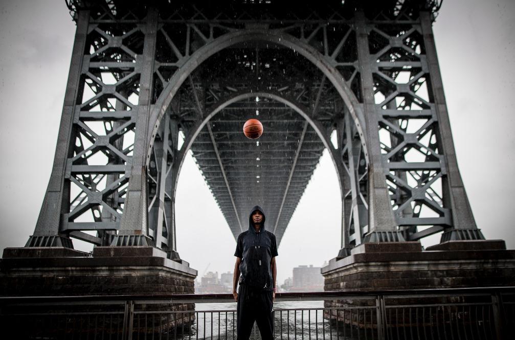 Basket Ball David Wallace Shoot - creativedebuts   ello