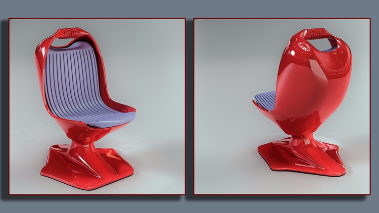 chair design - furniture, productdesign - ke7dbx | ello