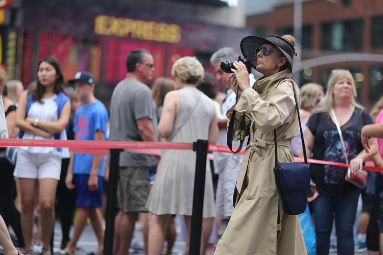 **Spy Style** woman trench coat - kevinrubin | ello