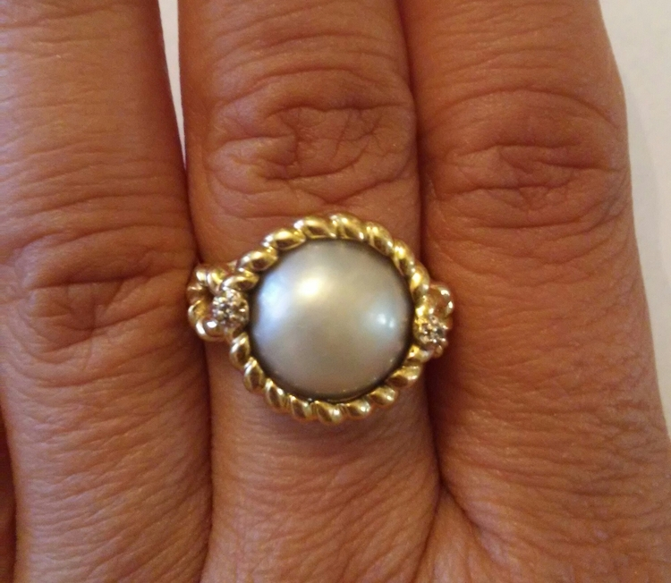 Newly Listed Item Etsy Shop - Pearl - jewelsbyvittoria | ello