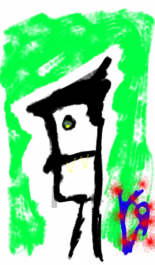 Sketch Man Richard Yates (Mar.  - richardfyates | ello