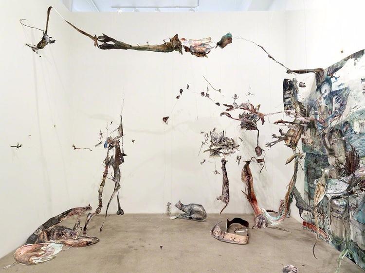 LIFE WARTIME - art, installations - valosalo | ello