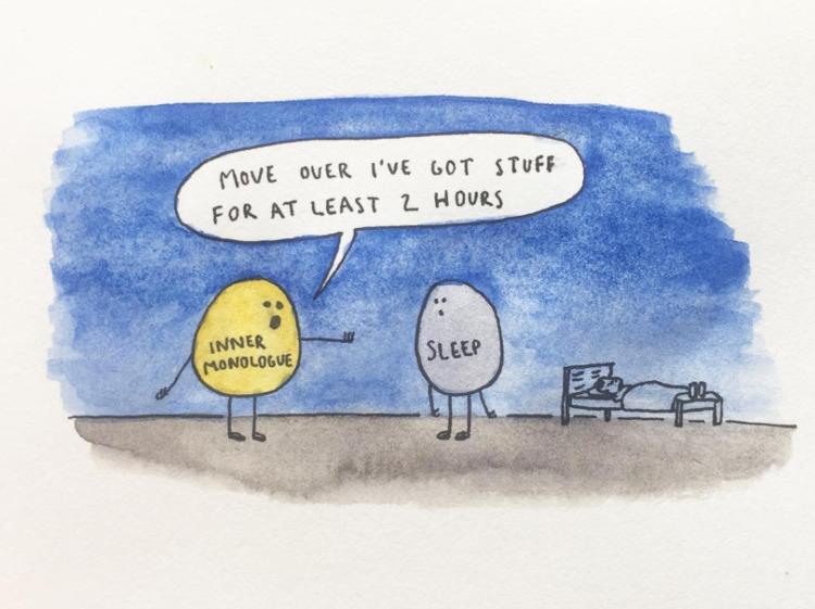 aka ongoing - cartoon, illustration - yallah   ello