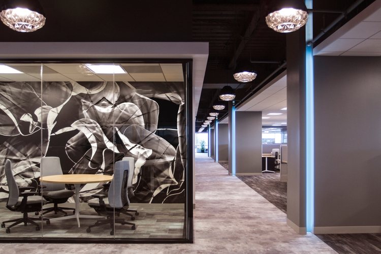 AOL office - design, architecture - maximcuzmuc | ello
