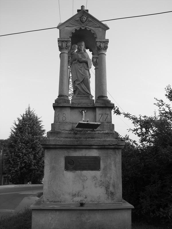Sóskúti Madonna emlékmű (Sóskút - turabazis | ello