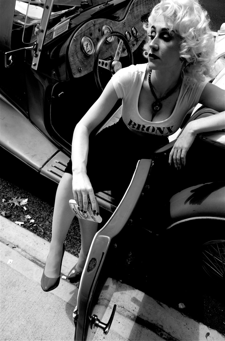 pinup, roadster, vintagecars - texterror | ello