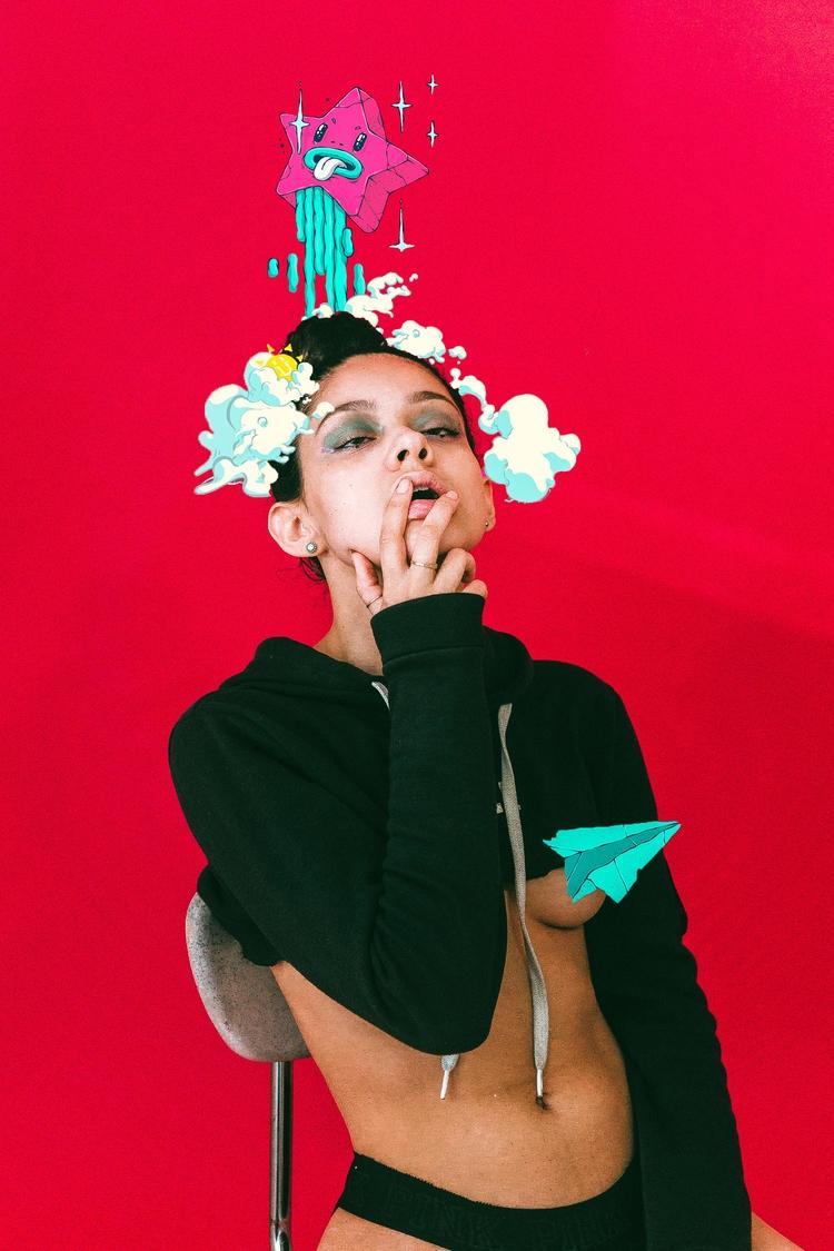 feels Model: Raquel Rivera Subm - vonxmitch | ello