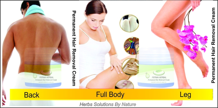 Remove Unwanted Hair Permanent  - herbs-solutions-by-nature | ello